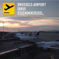 Photo taken at Brussels Airlines Business Lounge by Martin G. on 5/27/2013