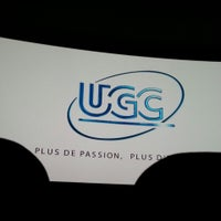 Photo taken at UGC Ciné Cité Bordeaux by Paul Emmanuel R. on 5/1/2013