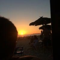 Photo taken at Chiringuito La Ola Bar by Cristina d. on 8/18/2016