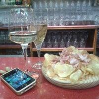 Photo taken at Bar Bacanal by Carmen G. on 4/14/2013
