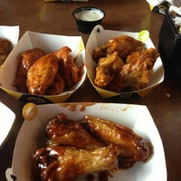 Photo taken at Buffalo Wild Wings by Diana C. on 8/28/2013