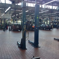 Photo taken at Mercedes-Benz Service by Kirill P. on 9/30/2013