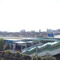 Photo taken at Sinimun Stn. by Soratopapa S. on 10/22/2013