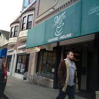 Photo taken at Spasso Coffeeshop by Scott D. on 3/20/2013