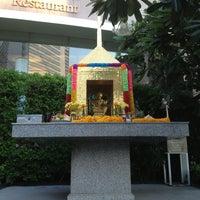 Photo taken at Grand Sukhumvit Hotel Bangkok by NoRrA J. on 5/14/2013
