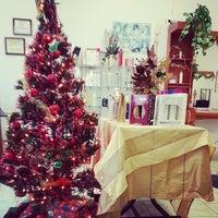 Photo taken at Elite Hair Salon by Peter C. on 12/17/2013