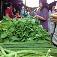 Photo taken at Pekan Ampang Market by sayhuat l. on 2/15/2014