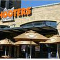 Photo taken at Hooters by Emile M. on 7/30/2014