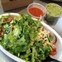 Photo taken at Chipotle Mexican Grill by Jayden L. on 9/3/2013
