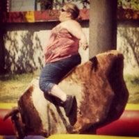 Photo taken at Kansas State Fairgrounds by Joshua P. on 9/7/2013