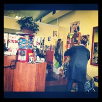 Photo taken at Miss Kay's Hair Studio by Paul E. on 11/20/2012