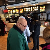 Photo taken at McDonalds by Dustin M. on 2/13/2014