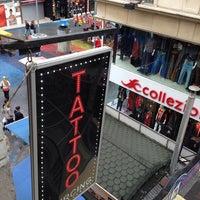 Photo taken at Mystery Tattoo Ali Ersarı by Ali Ersari T. on 10/17/2013