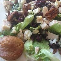 Photo taken at Savannah Cafe & Bakery by Kelly J. on 7/6/2013