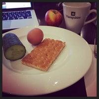 Photo taken at Hampshire Hotel - Mooi Veluwe by CoachSander V. on 11/24/2015