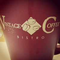 Photo taken at Vintage Coffee (@ Jacob's Garden) by Shawn S. on 4/3/2013