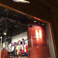 Photo taken at Nike by Arvin C. on 1/16/2016