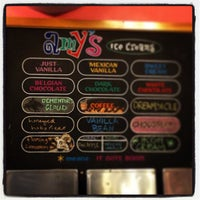 Photo taken at Amy's Ice Creams by David C. on 1/17/2013