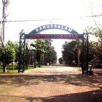 Photo taken at Ponpes Modern Darussalam Gontor Putri 2 by Elisa L. on 5/15/2014