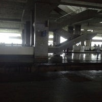 Photo taken at Kharghar Railway Station by Moses G. on 6/18/2013