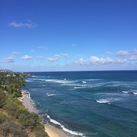 Photo taken at Diamond Head Scenic Point by Chris S. on 7/11/2016