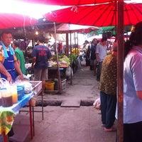 Photo taken at Yaek Krungthep Kritha Market by KA W. on 10/2/2013