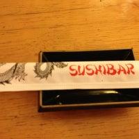 Photo taken at Sushi Bar by Gisele N. on 7/5/2014