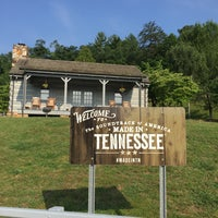 Photo taken at Tennessee Welcome Center — I-40 WB by Mark K. on 6/13/2016