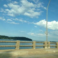 Photo taken at Oceanic Bridge by Laura M. on 6/29/2016
