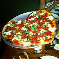 Photo taken at Rubirosa Ristorante by James M. on 2/15/2013
