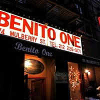 Photo taken at Benito One by Benjamin G. on 4/2/2013