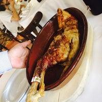 Photo taken at Restaurante La Portada del Mediodía by Eva on 6/9/2015