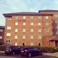 Photo taken at Ibis Hotel Liverpool Centre by Alexander K. on 4/28/2014