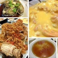 Photo taken at Chuk Yuen Seafood Restaurant 竹園海鮮飯店 by hkfl .. on 2/17/2014