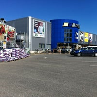 Photo taken at K-Rauta Mikkeli by Alexander G. on 5/21/2013