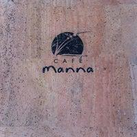 Photo taken at Cafe Manna by Jayson M. on 7/13/2013