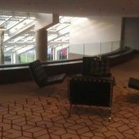 Photo taken at Hyatt Regency Cologne by Scott P. on 12/13/2012