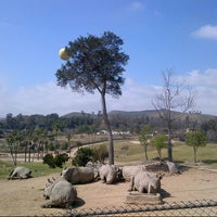 Photo taken at San Diego Zoo Safari Park by Neo Q. on 3/5/2013