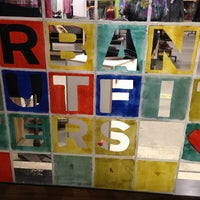 Photo taken at Urban Outfitters by Sam Seungho P. on 1/30/2013