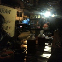 "Photo taken at Warung ""Mas Ateng"" by Steven C. on 4/5/2013"