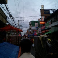 Photo taken at Lipa City Night Market by Fate P. on 8/27/2013