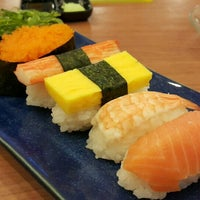Photo taken at Oishi Ramen by James S. on 10/6/2015