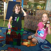 Photo taken at Worthington Park Library by Jennifer M. on 7/12/2014