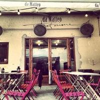 Photo taken at da Matteo by Johan W. on 1/20/2013