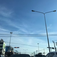 Photo taken at Lam Kralok Intersection by Pola S. on 11/28/2016