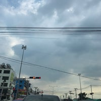 Photo taken at Lam Kralok Intersection by Pola S. on 11/23/2016