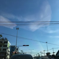 Photo taken at Lam Kralok Intersection by Pola S. on 11/29/2016