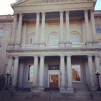 Photo taken at New Hampshire State House by Lester G. on 10/13/2012