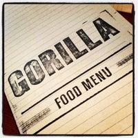 Photo taken at Gorilla by David H. on 9/28/2012