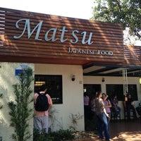 Photo taken at Matsu Japanese Food | 松 by Fernando T. on 4/26/2013